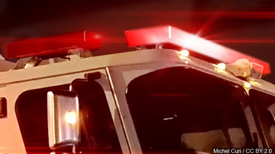 Chemical reaction causes fire in Elkhart factory