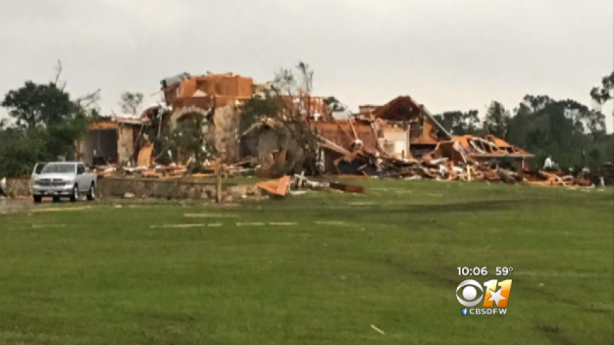 dream wedding turns to nightmare during east texas tornadoes