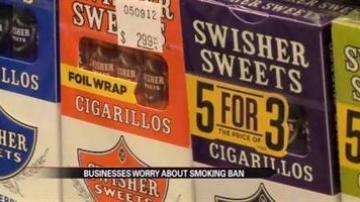 Sports bar could lose half its customers due to smoking ban