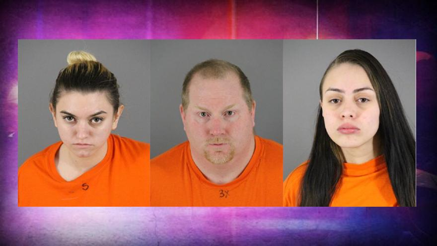 3 Arrested For Prostitution In Waukesha County After Man Calls Police To Report Theft Of Money Cell Phone