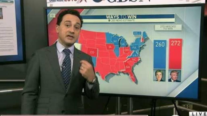CBS News Live Coverage of Election