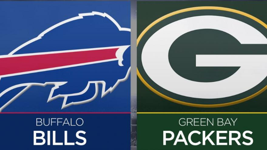 Details for Packers game against Bills