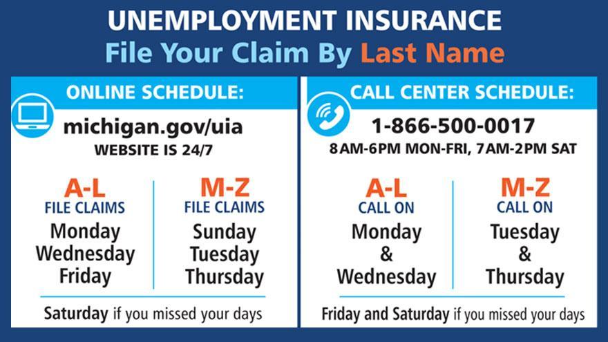 Michigan unemployment agency extends call center hours
