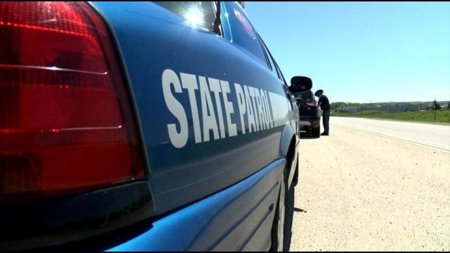 Man severely injured when bicycle struck by car in