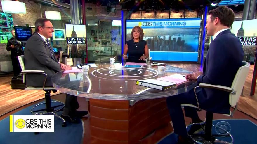 """Newsthis Provides News About: CBS News Announces Anchor Changes At """"CBS This Morning"""