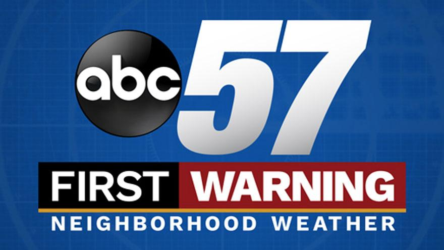 Download ABC57's weather app for your mobile devices