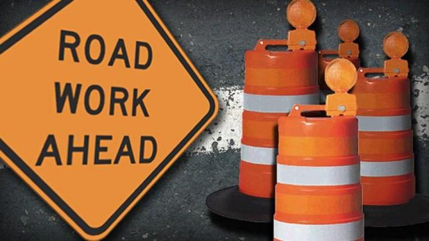 DOT warning Labor Day drivers of ongoing construction and