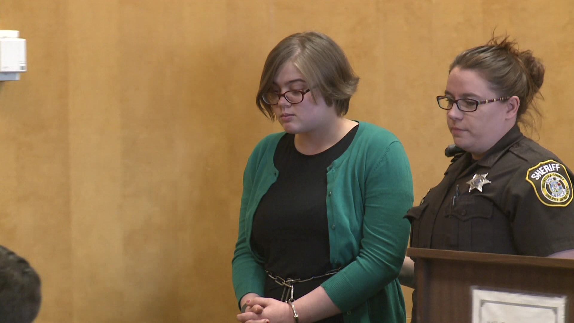 Girl Who Pleaded Guilty In Slender Man Stabbing Case To Be