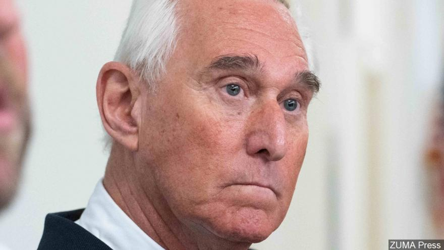 Judge sets November  5 trial date for Trump confidant Roger Stone