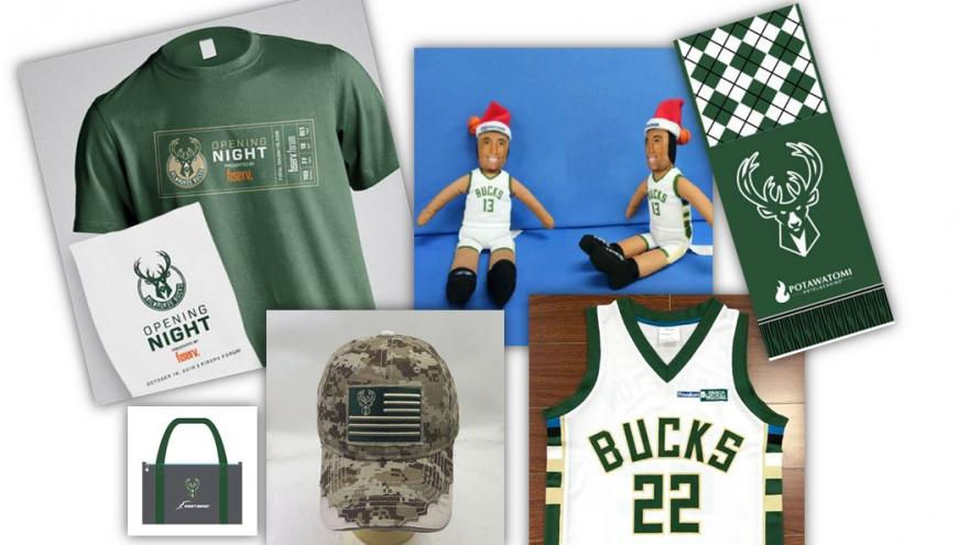 Eleven Bucks games at Fiserv Forum to feature giveaway items