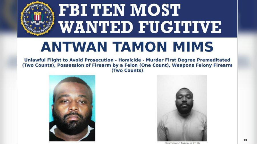 Benton Harbor Murder Suspect Added To Fbi S Ten Most