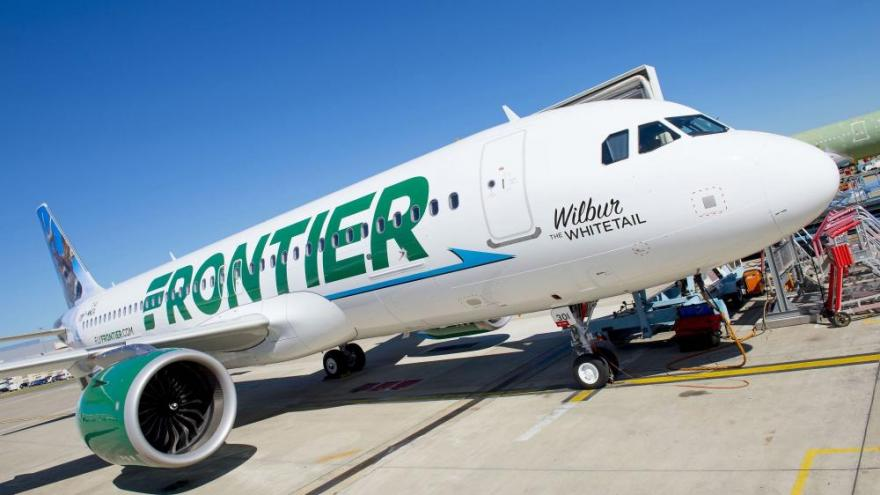 Frontier Airlines Passengers Become Ill During Flight Due to Water Fountain