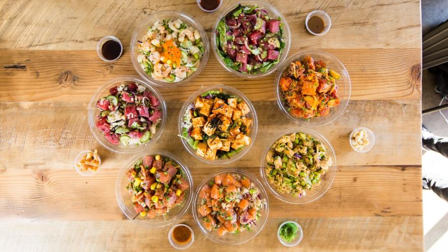 New poke restaurant coming to Brookfield in November