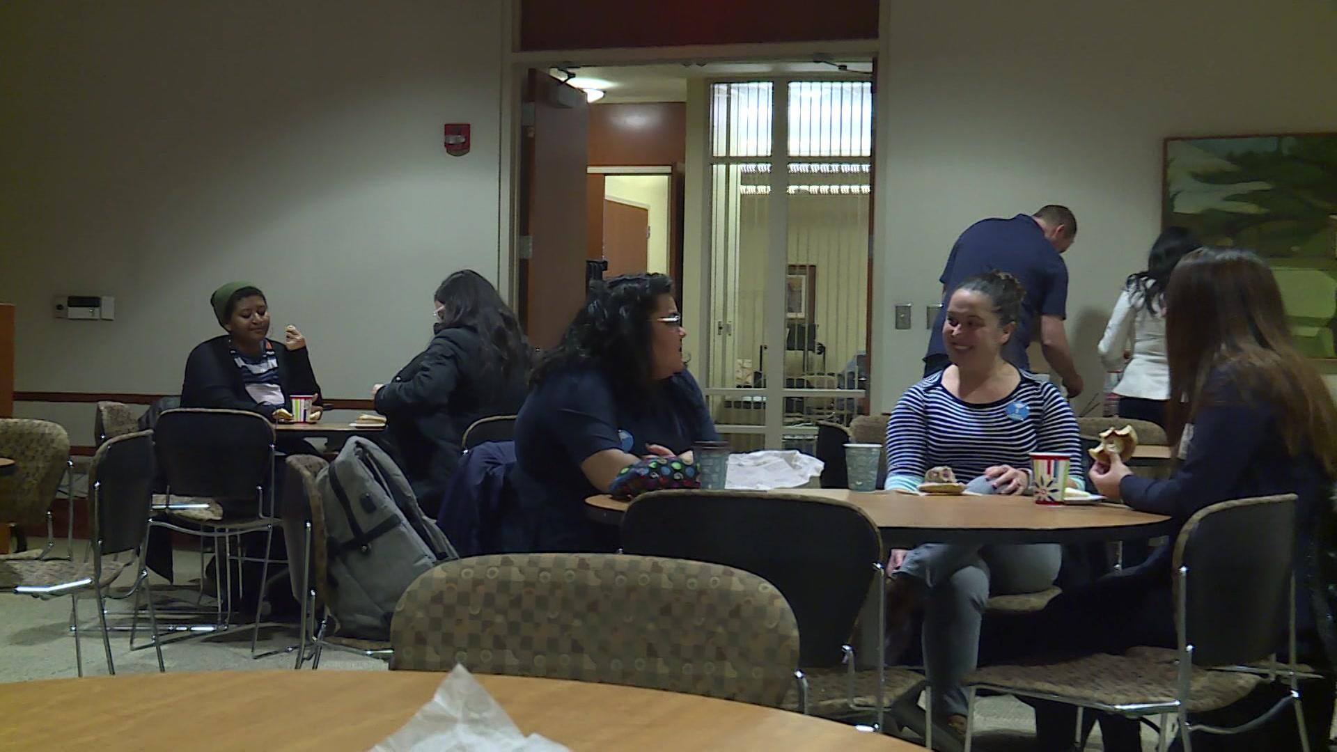Marquette University celebrates 1st-generation students