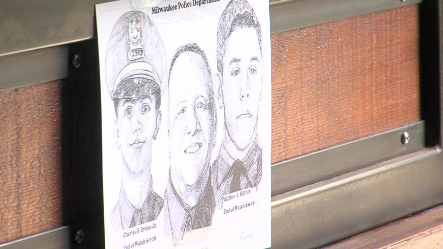 Event raises funds for fallen Officer Rittner's family ...