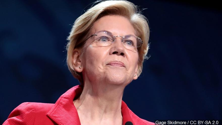 Warren pulling ahead of Biden in latest poll