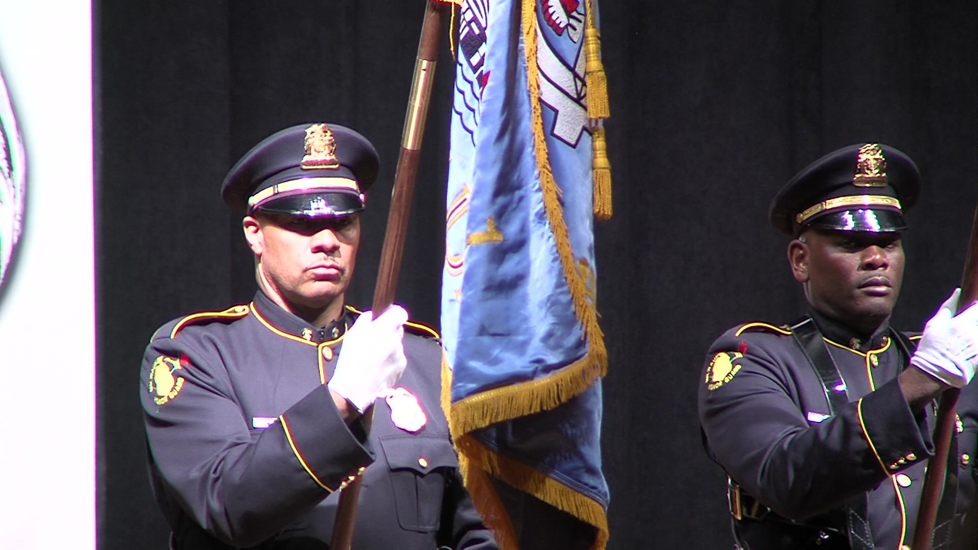 Matthew Rittner among MPD officers honored at Merit Awards