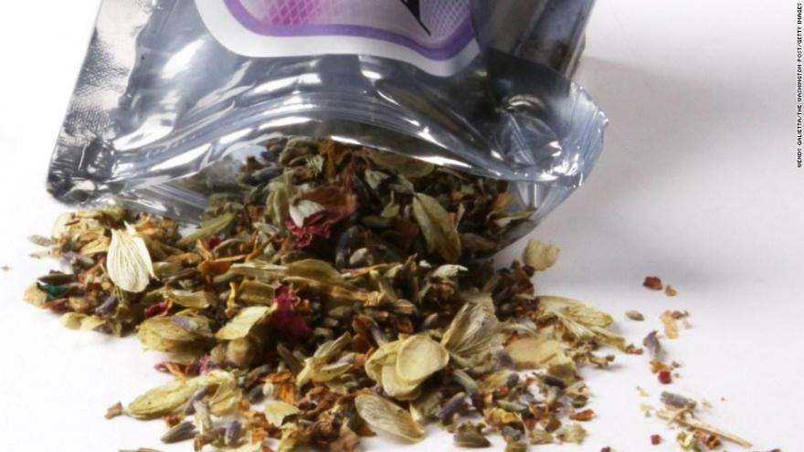 First Maryland case of bleeding from synthetic marijuana reported