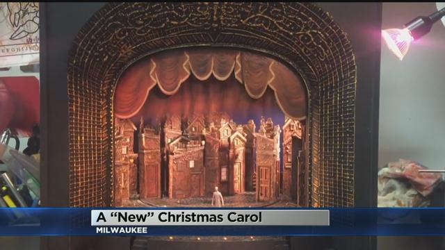 "Milwaukee Repertory Theater's ""A Christmas Carol"" Breaks Box Office Record"