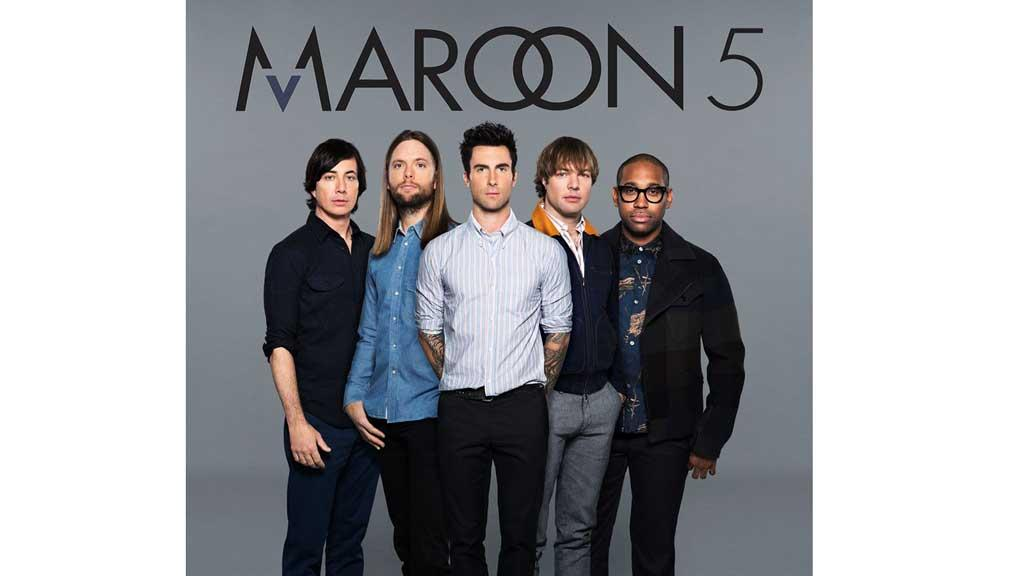 Maroon 5 rescheduled dates in Perth
