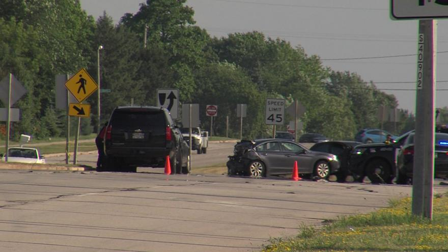 Police identify man killed in fatal Oak Creek crash