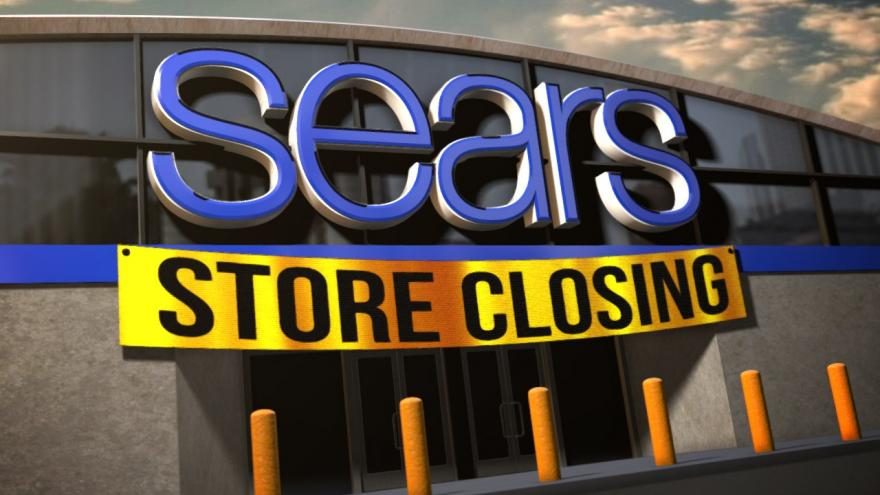 Sears Announces New List Of Store Closures