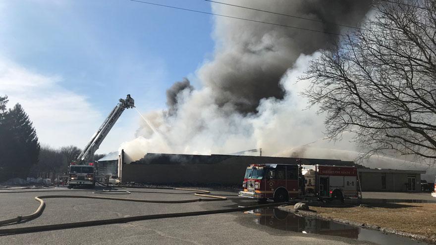 Forest River plant 59 fire still under investigation