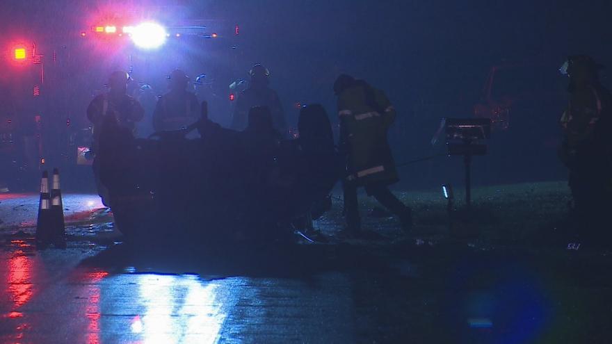 Two dead in Edwardsburg crash