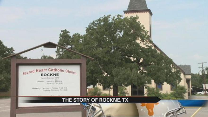 Welcome to Rockne: A Texas town named after the coaching icon