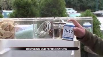 Get some cold cash for that old refrigerator