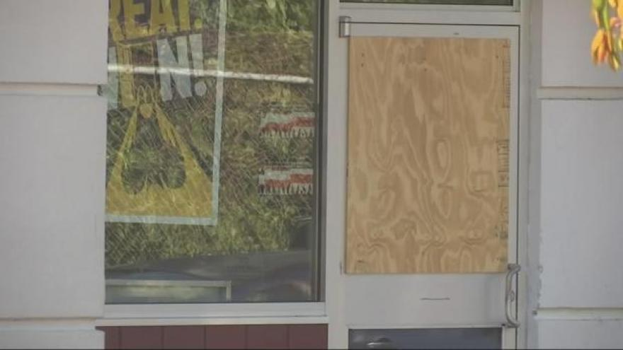 Masked gunman killed by Birmingham McDonald's customer