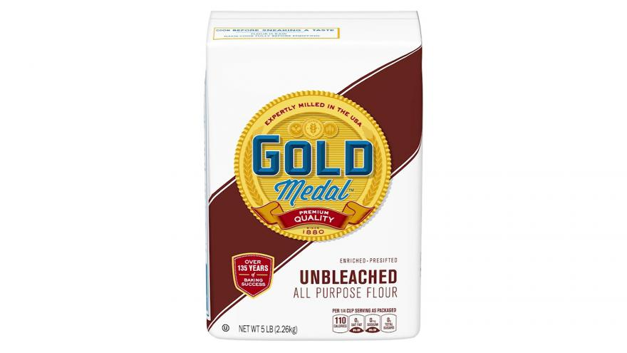 Gold Medal flour recalled, may be contaminated with E. coli
