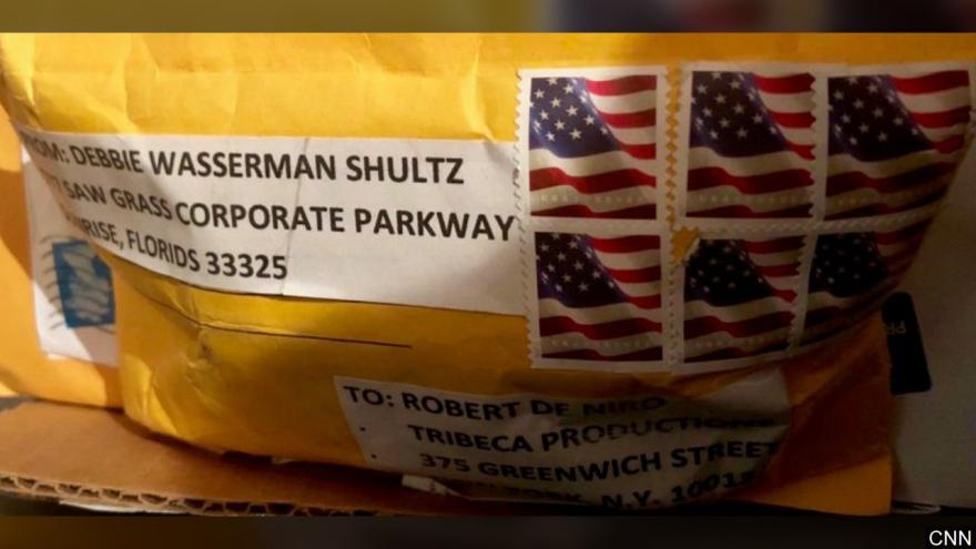 Second Suspicious Package Sent To Fmr. VP Joe Biden