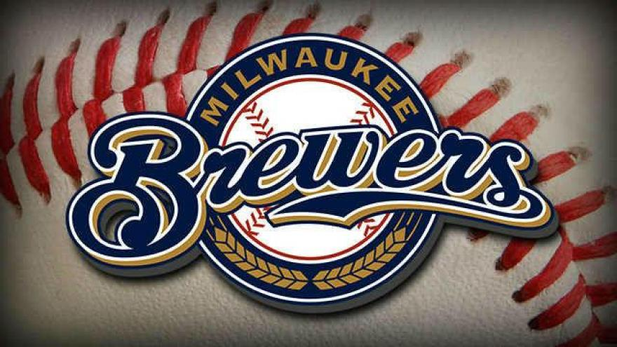 Suter Lifts Brewers over Indians