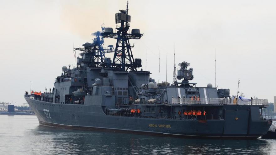 russian warships - photo #18